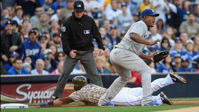 Dodgers pierden batalla ante Padres
