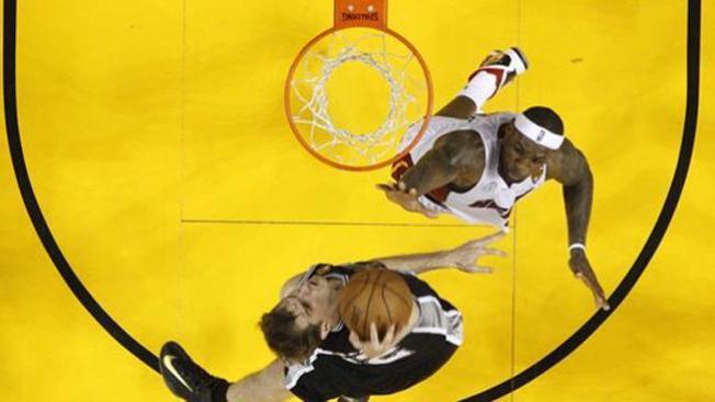Heat vs. Spurs, a por el tercer asalto