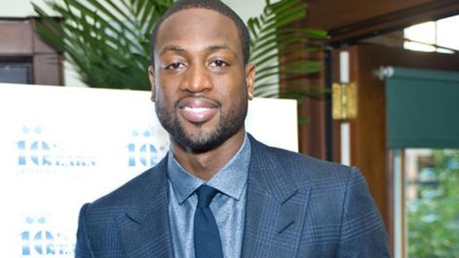 Wade no paga su casa en Chicago