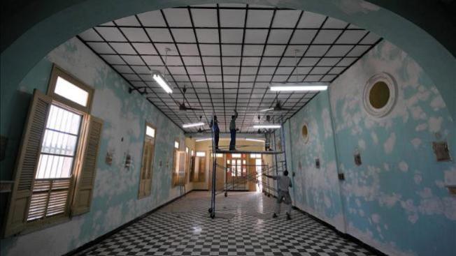 Cuba adelanta obras en el Santuario de El Cobre