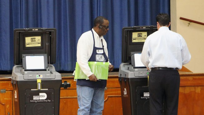 Jornada electoral sin colas