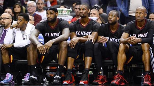 Allen y el Heat vencen a Houston