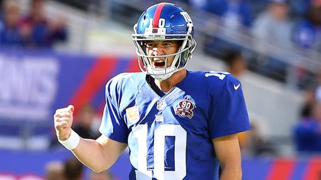 Giants victoriosos en debut de Beckham