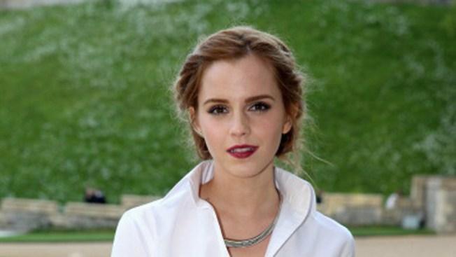 Emma Watson se gradúa con guarura