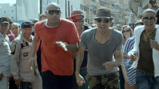 """""""Bailando"""" arrasa con Shakira y Sanz"""