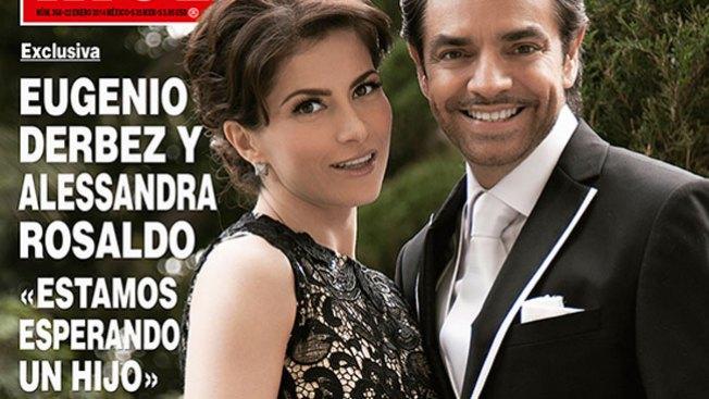 Eugenio y Alessandra, ¡esperan un hijo!
