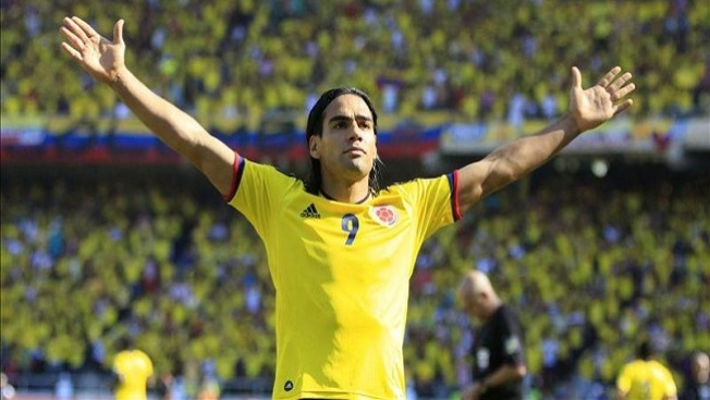 Colombia goleó y gustó