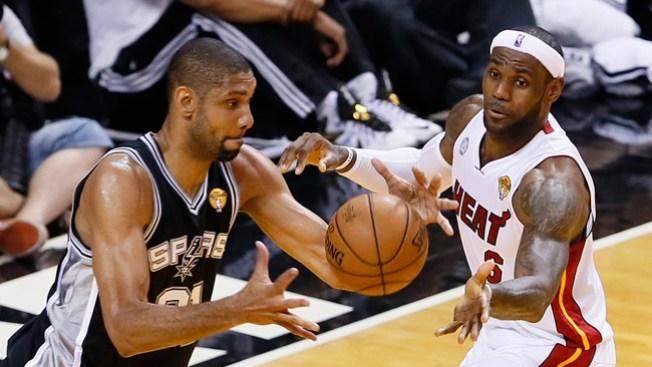 De nuevo, Heat campeón de la NBA