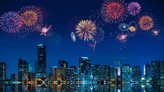 Celebra el 4 de julio en Miami