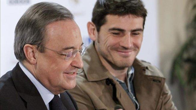 """Iker, """"el mejor"""" en la historia de España"""