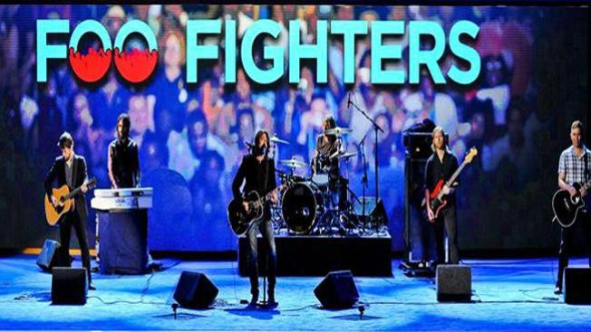 Se retiran los Foo Fighters