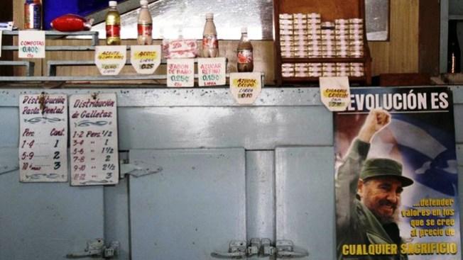 No aparecen los productos de limpieza en Cuba