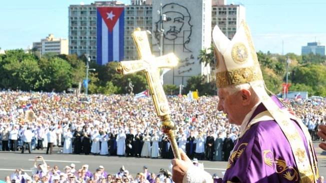 Resumen de la visita del Papa
