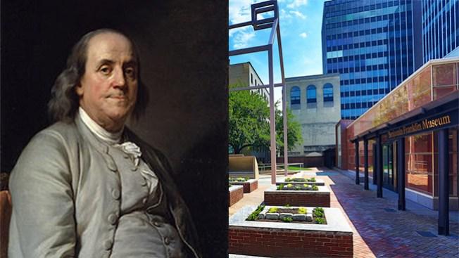 Abre museo sobre Benjamin Franklin