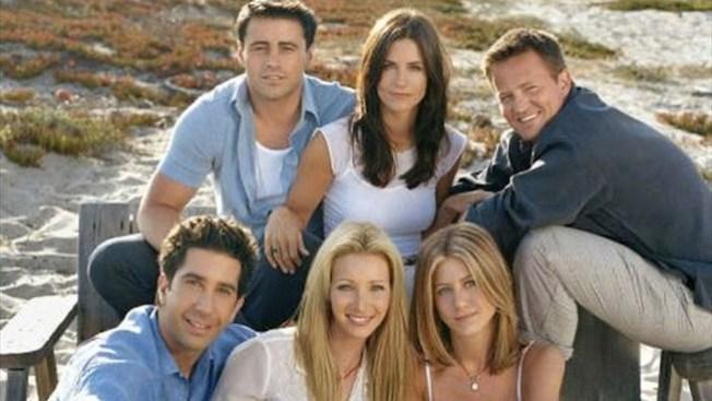 """Serie """"Friends"""" celebra 20 años"""
