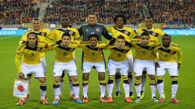 Grupo C: la suerte sonríe a Colombia