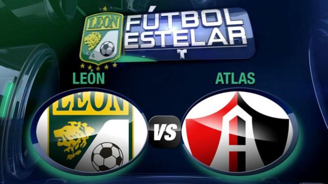 Fútbol estelar, ¡León vs Atlas!