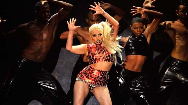 El desnudo integral de Lady Gaga