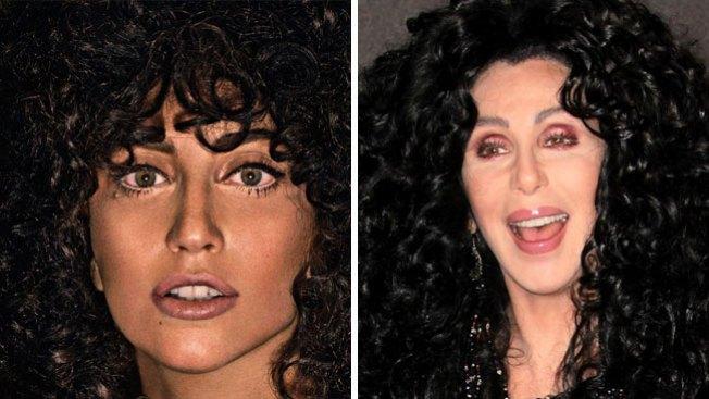 Gaga reconoce inspiración de Cher