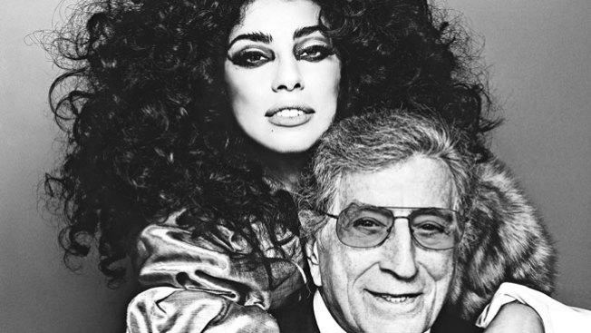 """Gaga es solo """"Lady"""" para Tony Bennett"""