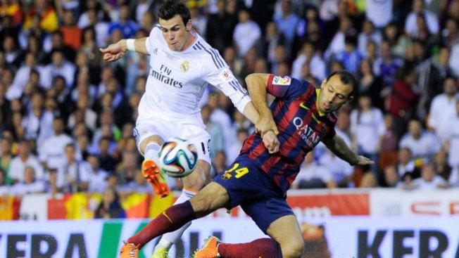 Golazo de Bale, Copa para el Madrid