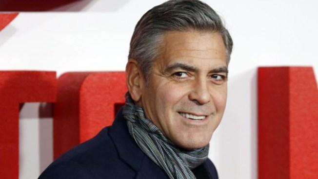 George Clooney le dice adiós a la soltería