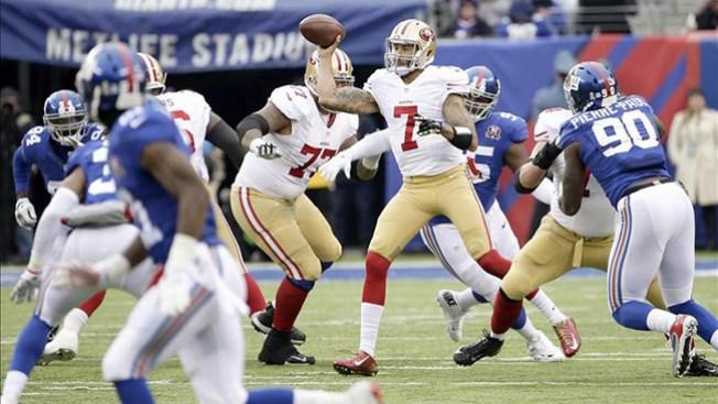 Los Giants hundidos en la perdición
