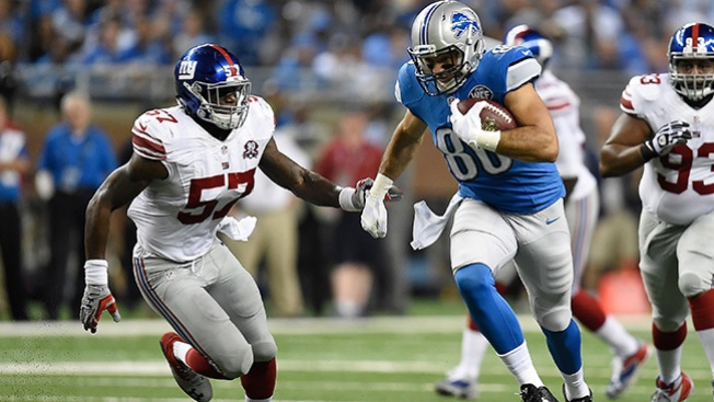 Detroit humilla a los Giants 35-14