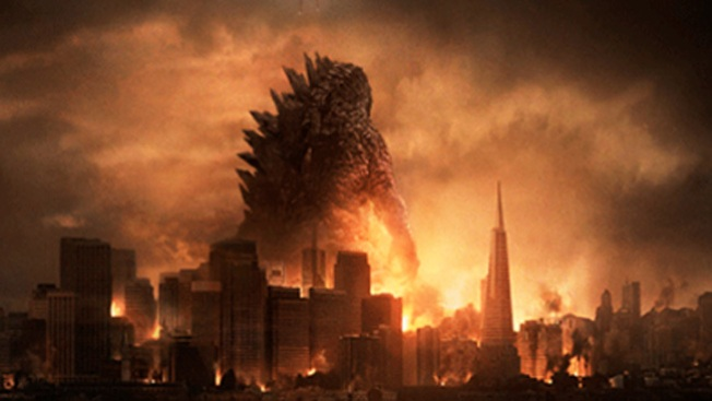 """""""Godzilla"""" promete emoción a lo grande"""