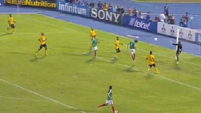 México con un pie en el Mundial