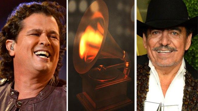 Domingo: los premios Grammy en vivo