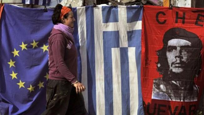 Grecia podría quedar fuera de Eurozona