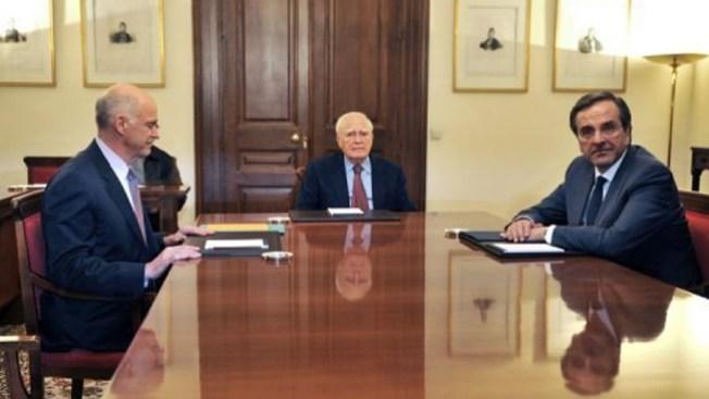 Acuerdo en Grecia
