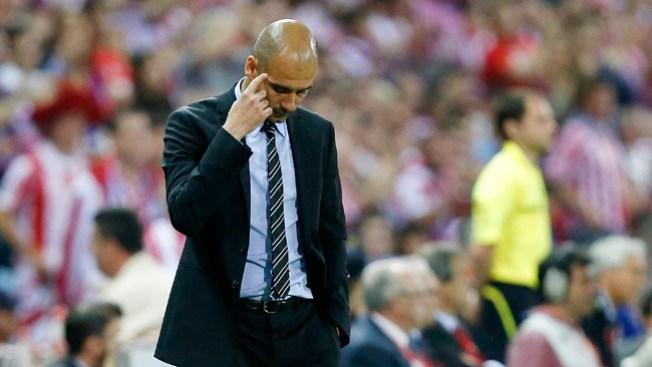 Derrotan al Bayern de Guardiola
