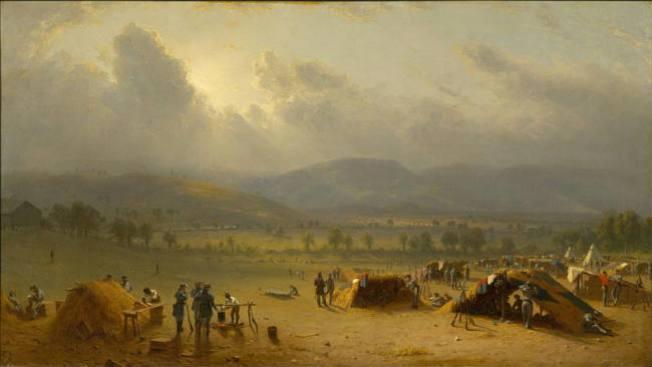 El arte de la Guerra de Secesión