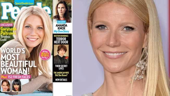 Gwyneth Paltrow, ¿la más bella?