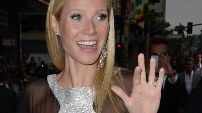 Gwyneth Paltrow está de moda