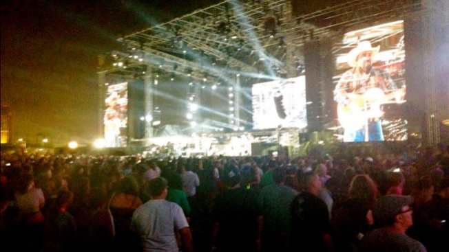 Gran fiesta de música en L.A.