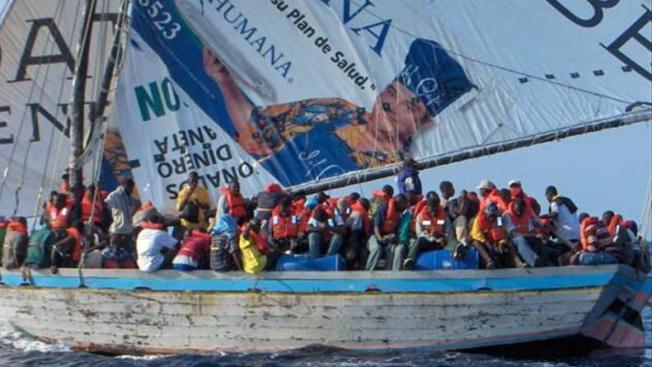 Repatrían a 125 haitianos