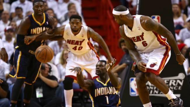 El Heat se juega su pase a la final