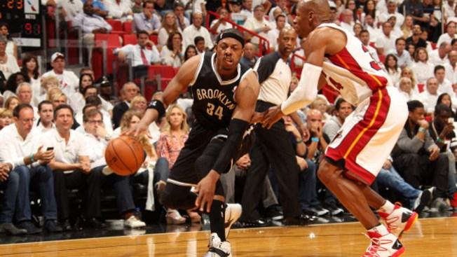 El Heat sofoca a los Nets, y los elimina