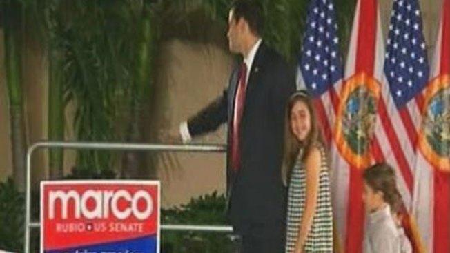 Hija de Rubio sale del hospital