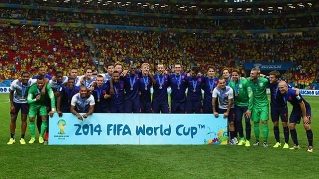 Mundial: Holanda queda en 3r lugar