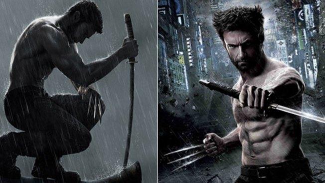 """Hugh Jackman es """"The Wolverine"""""""