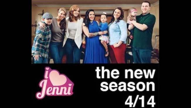 "Ya se acerca ""I love Jenni"""