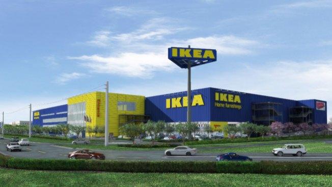 Ikea quiere abrir en Sweetwater