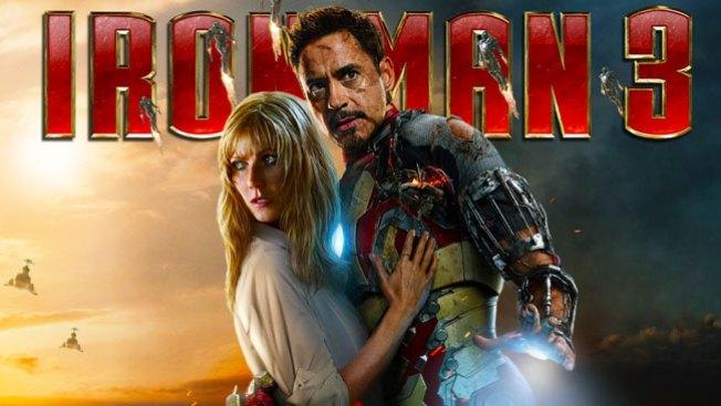 Iron Man 3, ¡la más taquillera!