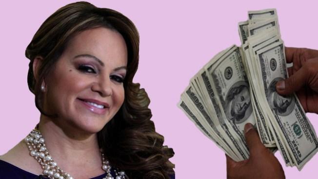 Ganancias millonarias para Jenni Rivera