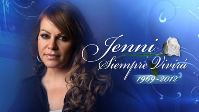 Cobertura del último adiós a Jenni Rivera