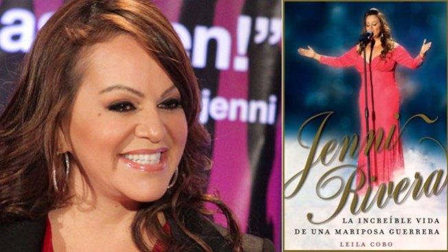 Lanzan libro sobre Jenni Rivera